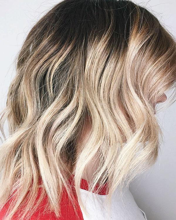 Choppy Hair For Medium Hair