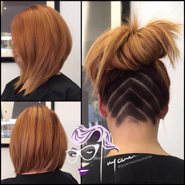 Hairstyles For Medium Red Hair