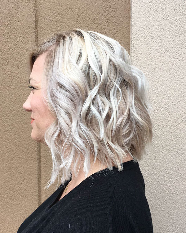 Hairstyles For Classy Medium Hair