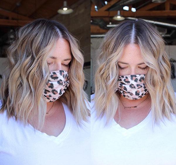Medium Hair Ideas For Girls