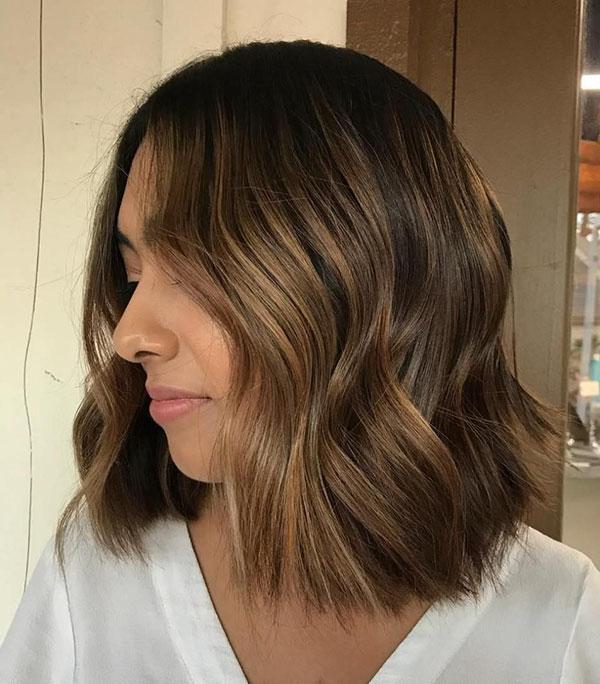 Hair Highlights For Medium Brown Hair