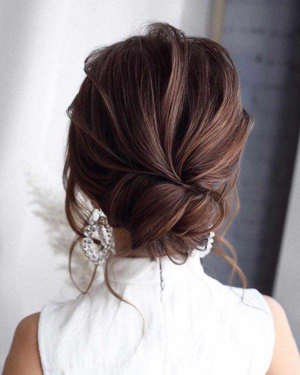 Bun Hairstyles For Medium Hair