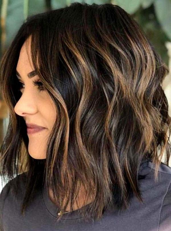 Best Highlights For Medium Brown Hair